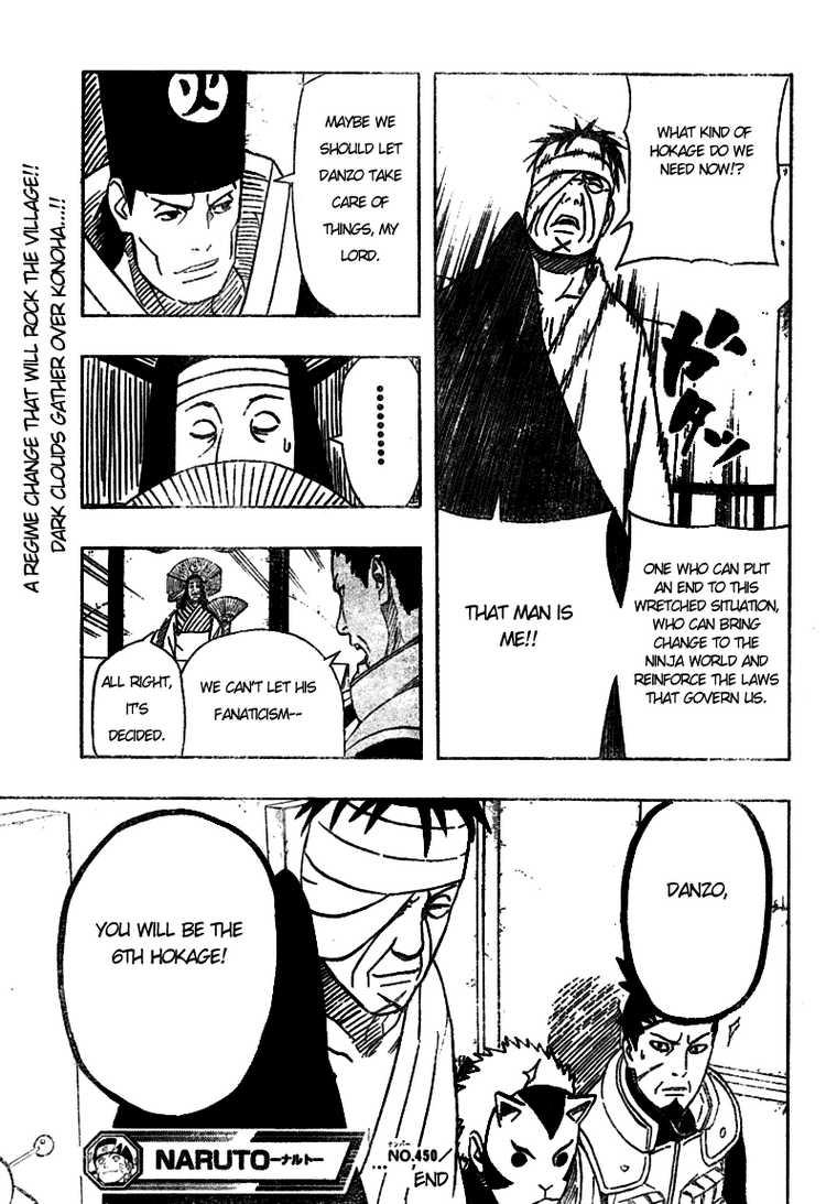 Naruto ch. 450