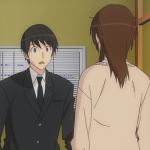 Amagami SS Short Animations - Rihoko Sakurai & Risa Kamizaki